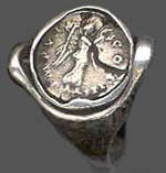 Denarius ring