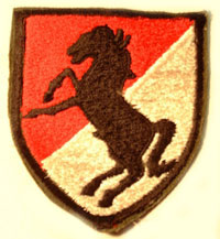 Blackhorse patch