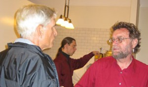 Dave and Michael Swanwick