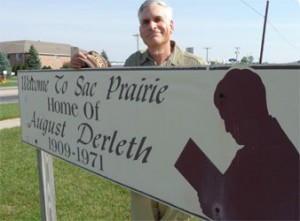Derleth Sign