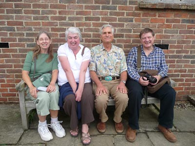 Travelers at Chartwell