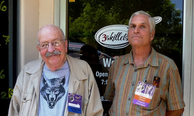 Gene Wolfe and Dave