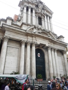 The Mazarin Church: Santi Vincenzo e Anastasio a Trevi