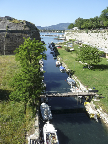 Old Fortress moat