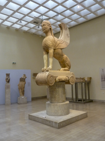 The Naxian Sphinx