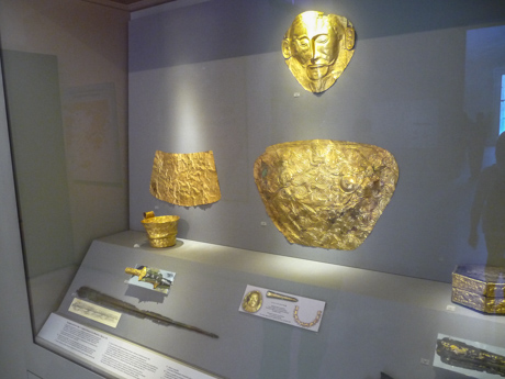 Gold of Agamemnon