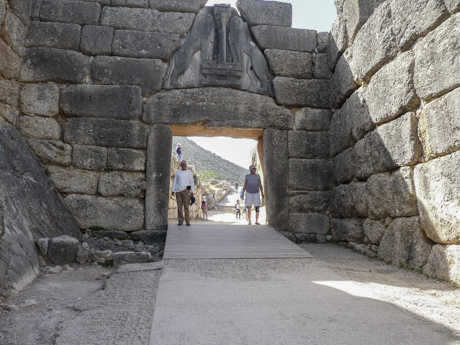 Lion Gate of Mycenae