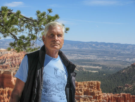 Dave at Bryce Canyon September 2018